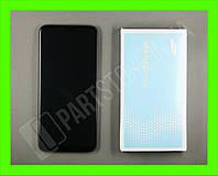 Дисплей Samsung M307 Black M30s 2019 (GH82-21265A) сервисный оригинал в сборе с рамкой