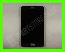 Дисплей Samsung T285 Tab A 7.0 LTE Black T285 (GH97-18756A) сервисный оригинал в сборе с рамкой