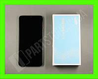 Дисплей Samsung А10 Black А105 2019 (GH82-19367A) сервисный оригинал в сборе с рамкой