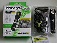 Фонарь Armytek Wizard Magnet USB Nichia,1400 LED lumen, теплый свет