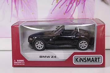 Машинка Kinsmart BMW Z4 черная