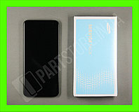 Дисплей Samsung А202 Black А20e 2019 (GH82-20229A) сервисный оригинал в сборе с рамкой