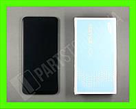 Дисплей Samsung A305 Black А30 2019 (GH82-19202A) сервисный оригинал в сборе с рамкой