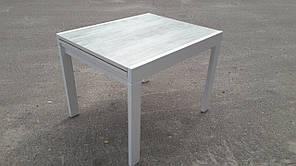 """Компактний розкладний стіл """"Слайдер"""" (5 кольорів) 82*67см"""
