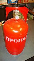Баллон газовый 12л г,Севастополь с вентилем ВБ-2