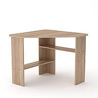 Стол письменный для детей/школьников (дуб сонома, ЛДСП), фото 1