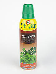 Органическое удобрение для пряных трав и зелени  Zielony Dom Guano 300мл