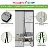 Антимоскитная сетка | Штора на магнитах  Magik mash, фото 3