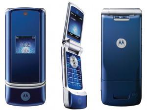 Обзор Motorola KRZR K1