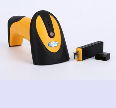 Беспроводной сканер штрих кодов Yumite YT-1303 (USB)