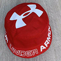 Панама унисекс Under Armour реплика Красная