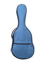 Стильный чехол для укулеле, blue 58*23*8см (сопрано)