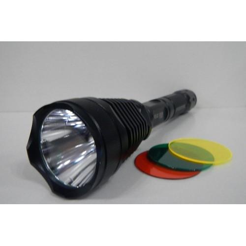 Ліхтарик BL-Q2800-T6 Police 50000W