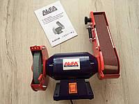 ✔️ Точило дисково-ленточное Al-FA ALBG18B  | 1850Вт, 150мм
