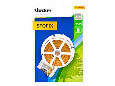 Шпагат-проволока Штокер саморозлагающаяся Stofix 30 м (Stocker 20130)