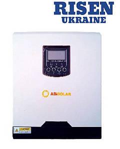 Автономний інвертор Abi solar SL 5048 Duo MPPT