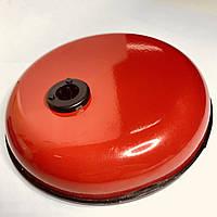Подставка основа для настольной лампы, красная