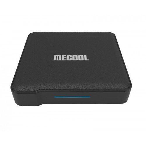 Mecool KM1 Deluxe 4Gb 32Gb  S905X3 | leather