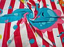 Полотенце пляжное Морской конек, фото 2