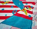 Полотенце пляжное Морской конек, фото 3