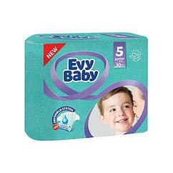 Підгузки Evy Baby 5 (11-25кг), 30шт