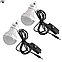 Солнечная система-фонарь Yajia-Luxury YJ-1902T(SY) (фонарь1+22, 2 лампы,солн бат,Power bank), фото 3