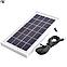 Солнечная система-фонарь Yajia-Luxury YJ-1902T(SY) (фонарь1+22, 2 лампы,солн бат,Power bank), фото 5