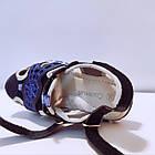 Сині спортивні сандалі з гумовим захисним носком від «Сонце» хлопчикам, р. 26, 27, 28, 29, 31, фото 6