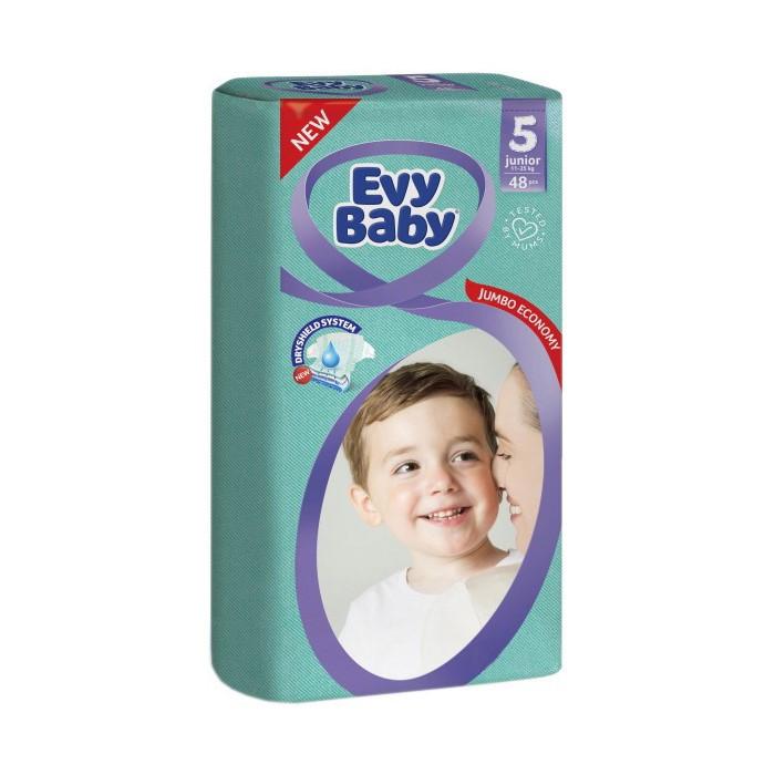 Підгузки Evy Baby 5 (11-25кг), 48шт