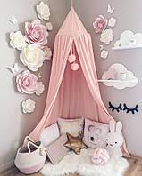 Балдахин шатер в детскую комнату