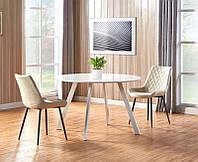 """Круглий стіл """"Elif"""" від Halmar 120*120см"""