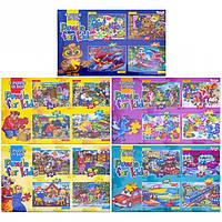 От 3 шт. Пазлы детские 54 и 20 элементов K5420 ДТ-ПЗ-05-08 купить оптом в интернет магазине От 3 шт.