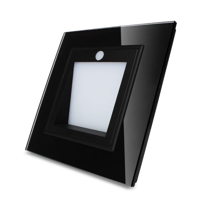 Светильник для лестниц, подсветка пола Livolo цвет черный (VL-W291JD-12)