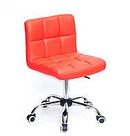 Офисный стул Арно ARNO ЭК CH-OFFICE красная экокожа на колесиках