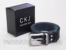 Ремень мужской Calvin Klein натуральная кожа