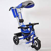 Sigma Lex-007 велосипед дитячий триколісний (12/10 AIR wheels) Синій