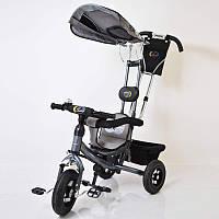 Sigma Lex-007 велосипед дитячий триколісний (10/8 AIR wheel) Grey