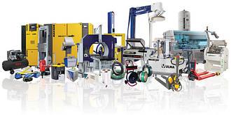 Уплотнения и комплектующие к оборудованию
