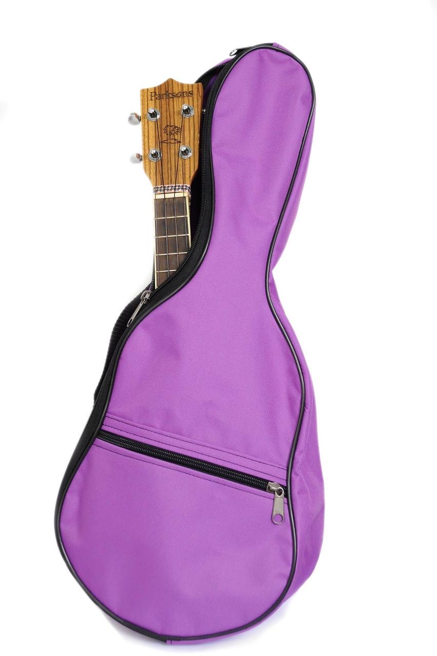Стильний чохол для укулеле, light-violet 58*23*8 (сопрано)