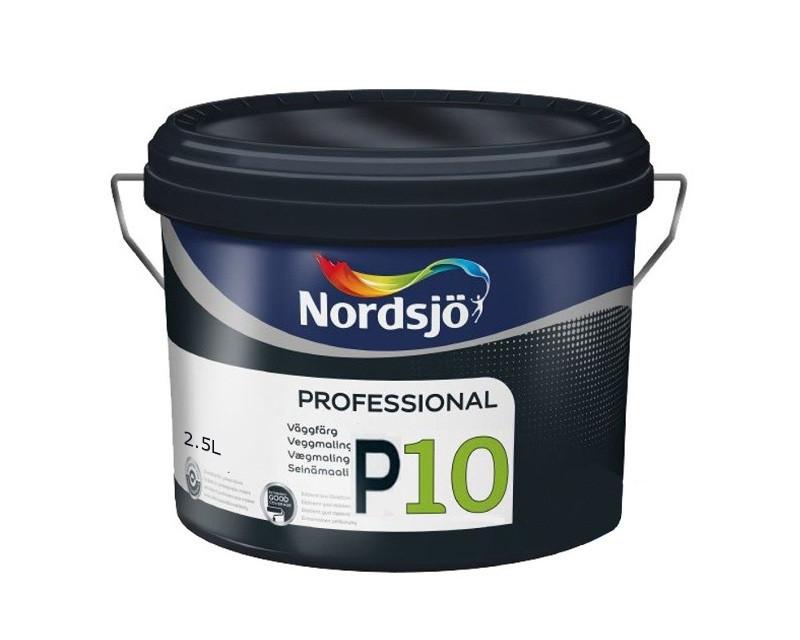 Фарба інтер'єрна SADOLIN PRO P10 інтер'єрна біла (база ВW) 2.5 л