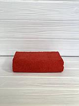 Отельное полотенце темный кофе 50х90, фото 2