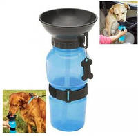 Переносная дорожная поилка для собак Aqua Dog