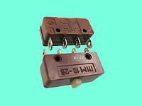 Микропереключатель П1М10-2В приёмка