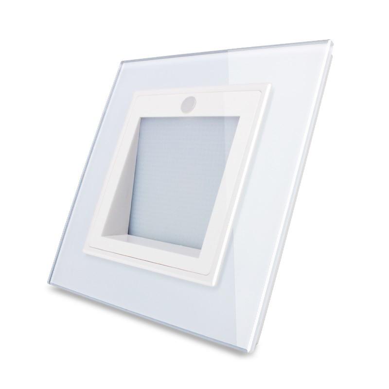 Светильник для лестниц, подсветка пола Livolo цвет белый (VL-W291JD-11)