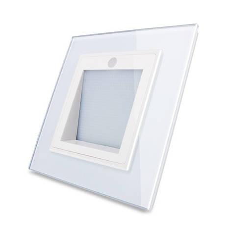 Светильник для лестниц, подсветка пола Livolo цвет белый (VL-W291JD-11), фото 2