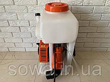 ✔️ Обприскувач бензиновий Lex LXGS15L   2,5 кВт _ 15л, фото 3