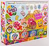 Ігровий набір з тістом для ліплення ОКТО Велика майстерня солодощів Candy Shop (11017)
