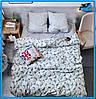 Комплект постельного белья Бязь Голд (2-двуспальный размер) - Фото