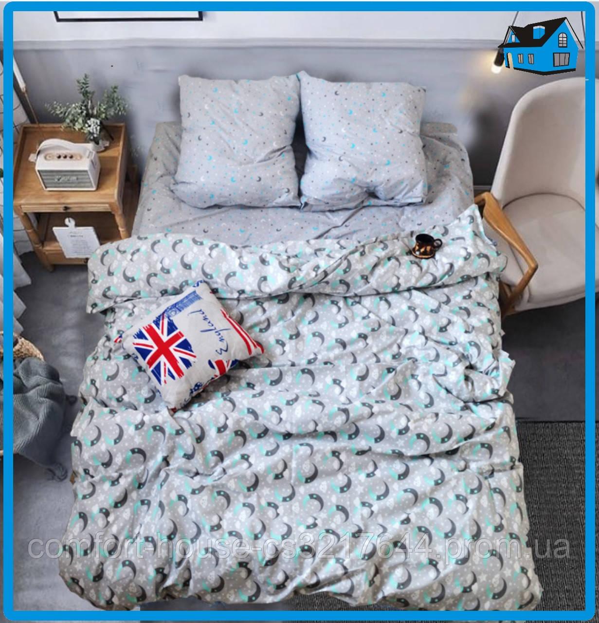 Комплект постельного белья Бязь Голд (2-двуспальный размер)