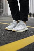"Кроссовки Adidas Yeezy Boost 350 Yeshaya ""Серые"", фото 3"